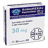 AmbroHEXAL Hustenlöser 30 mg, 50 St. Tabletten