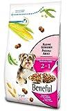 Beneful 2 in 1 Kleine Genießer 1 x 1,4 kg Hundefutter Hunde-Trockenfutter