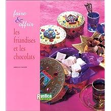 Faire et Offrir : Les Friandises et les Chocolats