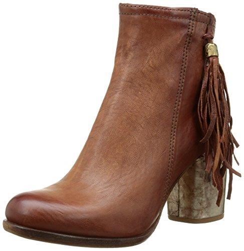 AirstepOdell - Stivali morbidi alla caviglia Donna , Marrone (Marron (Ossido)), 41 EU