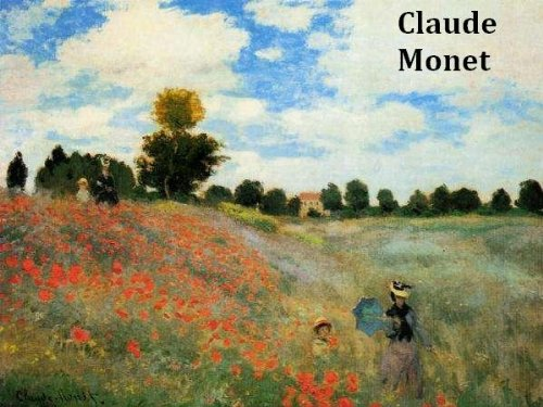 Giverny, Monet-museum (120 Color Paintings of Claude Monet - French Impressionist Painter (November 14, 1840 - December 5, 1926) (English Edition))