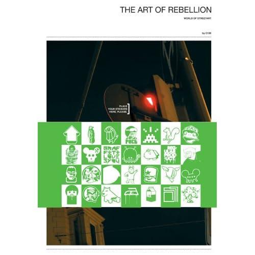 The Art of Rebellion : World of Streetart, édition en langue anglaise