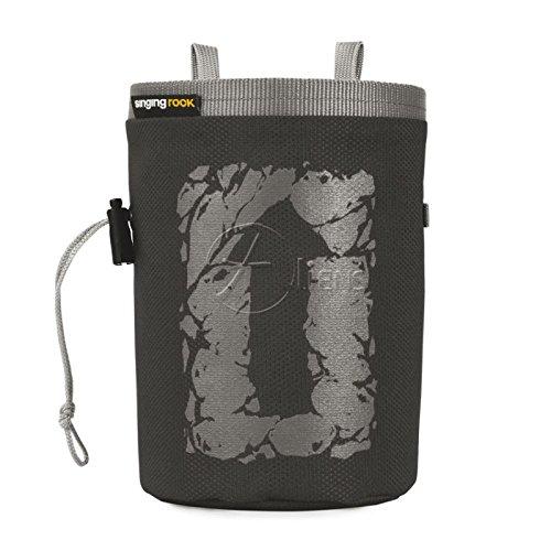 Singing Rock Chalk Bag Large New| TmavÄ› ed Singing Rock Chalk Bag