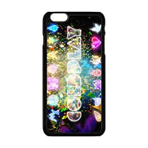 Coque iphone 6 plus,Coldplay étui Rigide en Plastique Fashion Trend Etui Coque Case Cover Cas Pour iphone 6 plus 5.5""