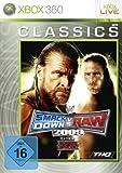 Produkt-Bild: WWE Smackdown vs. Raw 2009 [Xbox Classics]