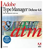 Adobe Type Manager Deluxe 4.6 Mac -