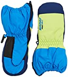 Ziener Baby LEVI AS(R) Minis Glove Handschuh, Persian Blue, 80cm