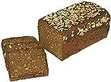 Hobbybäcker Dunkles Körndlbrot Brotbackmischung, ✔Körnerbrot mit Roggen- und Weizenschrot, Sonnenblumenkernen,1 kg
