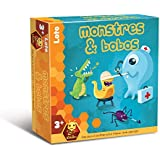 Abeilles - 03meb01 - Monstres Et Bobos