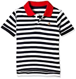 #8: GAP Baby Boys' Plain Regular Fit Polo (26558034001_True Indigo 340_18-24M)