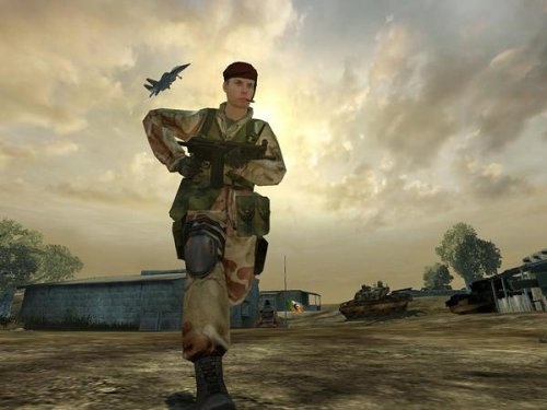 Battlefield 2 - Euro Force Booster Pack (Download)
