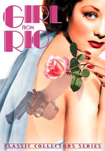 Price comparison product image The Girl From Rio (DVD) (1939) (All Regions) (NTSC) (US Import)