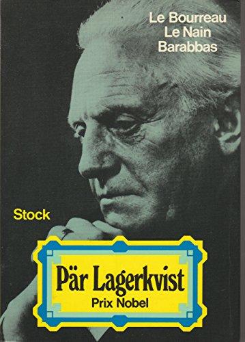 Oeuvres /Pär Lagerkvist,... Tome 1