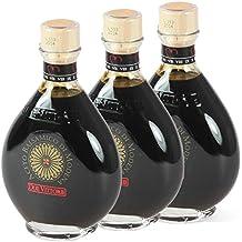 3x Due Vittorie Aceto Balsamico di Modena ,'Oro', 250 ml