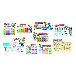 Discover Music Bulletin Board Set