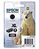 Epson 26XL - Cartucho de tinta, negro, Ya disponible en Amazon Dash Replenishment