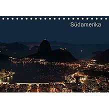 Südamerika (Tischkalender 2019 DIN A5 quer): Eine Reise durch Südamerika (Monatskalender, 14 Seiten ) (CALVENDO Orte)