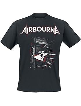 Airbourne Ballads Camiseta Negro