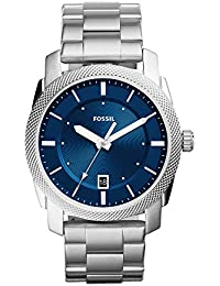 Fossil Analog Blue Dial Men's Watch-FS5340