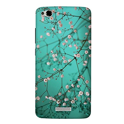 FASHEEN Premium Designer Soft Case Back Cover for Gionee V6L  available at amazon for Rs.349