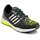 Fuel Mens Boys Laced Up Solid Running Shoes, Walking Shoes, Cycling Shoes, Training & Gym Shoes
