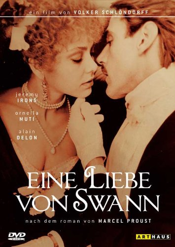 A Love of Swann Plakat Movie Poster (27 x 40 Inches - 69cm x 102cm) (1984) German
