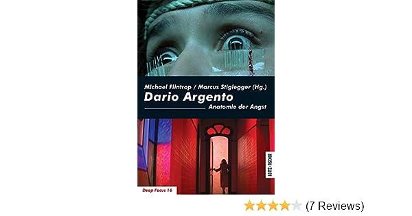Dario Argento: Anatomie der Angst (Deep Focus): Amazon.de: Michael ...