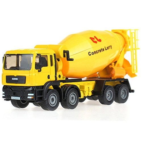hugine-alloy-150-cement-mixer-truck-construction-vehicle-toy-die-cast-model-cement-mixer-truck