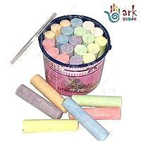 arkCRAFT AONE-0001 20 Assorted Jumbo Chalk-Single