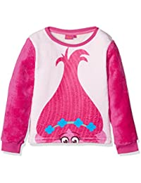 Trolls Trst46120, Sweat-Shirt Fille