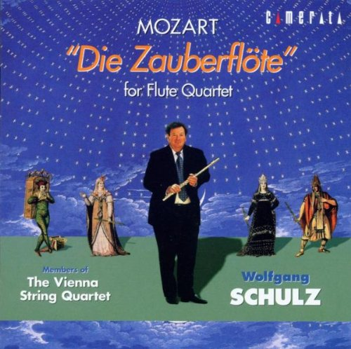 Die Zauberflöte (Fl-Quartett)
