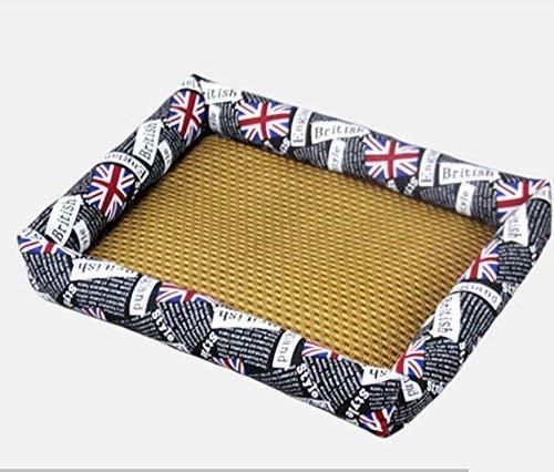Wyjw tappetino estivo cuccia per cani cuccia per gatti cucciolata per gatti (l) per gatto/cane