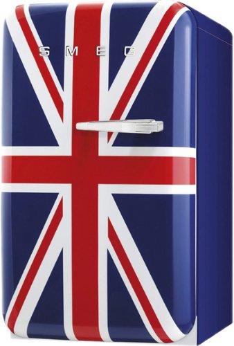 Smeg Minibar FAB5LUJ links Union Jack