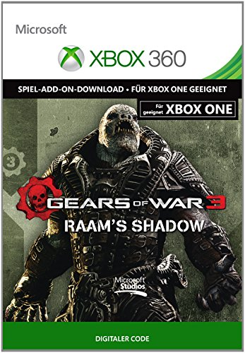 Gears of War 3: RAAM's Shadow: Pack 2 [Xbox 360/One - Download Code] (Code Online Xbox One)