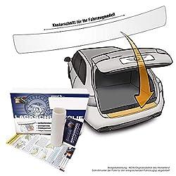 Lackschutzshop transparent 150/µm f/ür Modell Siehe Beschreibung 100/% zugeschnitten robust passend fertig Autofolie und Schutzfolie Passform Lackschutzfolie als Selbstklebender Ladekantenschutz