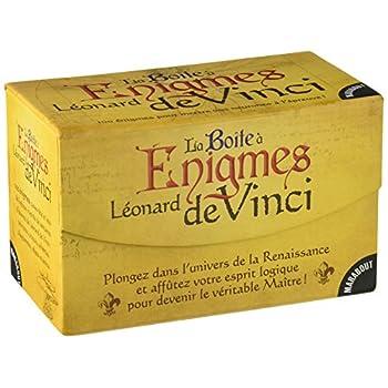 La Boîte à Énigmes Léonard de Vinci