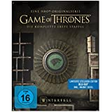 "Game of Thrones - Die komplette 1. Staffel (Steelbook) – mit Magnet ""Siegel Haus Stark"""