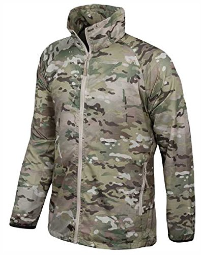 Windtop (Snugpak Jacke Vapour Active Windtop - Multicam, 2XL, Multicam)