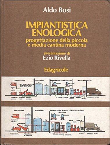 Impiantistica enologica. progettazione piccola media cantina moderna a. bosi a11