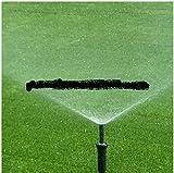#6: ANMSALES 6'' Pop Up Sprinkler for Garden Irrigation Spray Nozzle Adjustable.