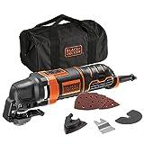 Black & Decker MT280BA Oscillating Multi Tool 240v