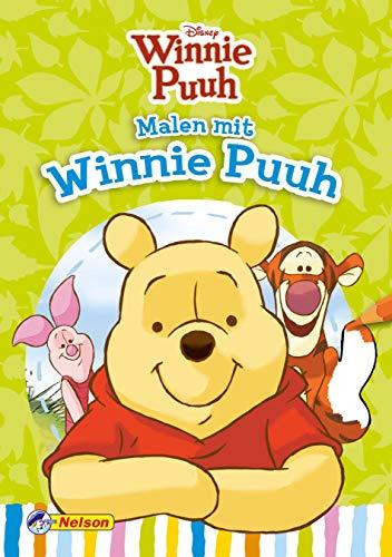 Disney Malen mit Winnie Puuh (Disney Winnie Puuh)