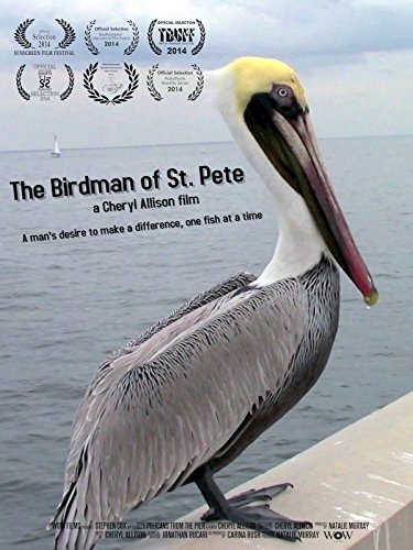 The Birdman of St. Pete Cover
