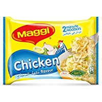 Maggi 2 Minute Noodles Chicken 77g (Pack of 5)