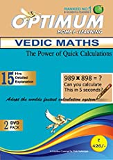 Optimum Educators Vedic Maths - Level 1 & 2 - The Power To Quick Calculations, Tips & Tricks Educational DVDs