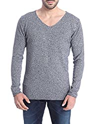 Jack & Jones Men's Cotton  Sweater (5712834659914_Grey_Small)