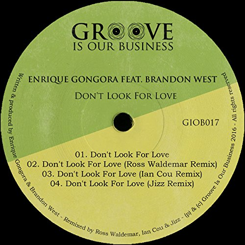 Don't Look For Love (Ian Cou Remix)