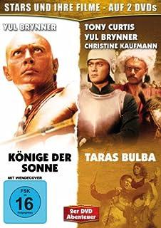 Könige der Sonne / Taras Bulba [2 DVDs]