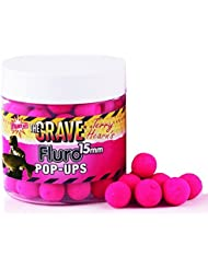 Dynamite Baits Terry Hearn'S The Crave Fluro Pop-Ups 15 Mm boilies pesca DY912