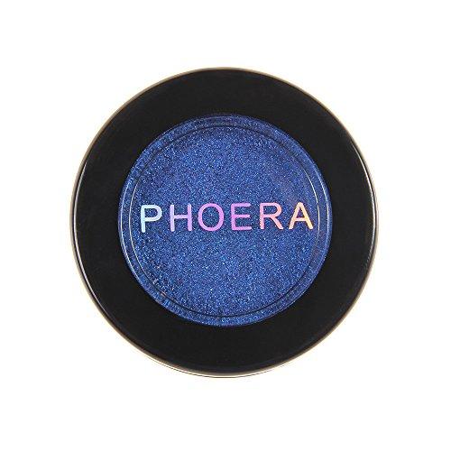 Fards à paupières Crème,OVERMAL Monochrome Ombre à Paupières Crème Maquillage Shimmer Poudre à Haute Brillance Eyeshadow Professionnel Maquillage Yeux de Cosmétique